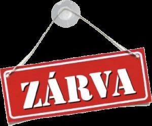 ZÁRVA